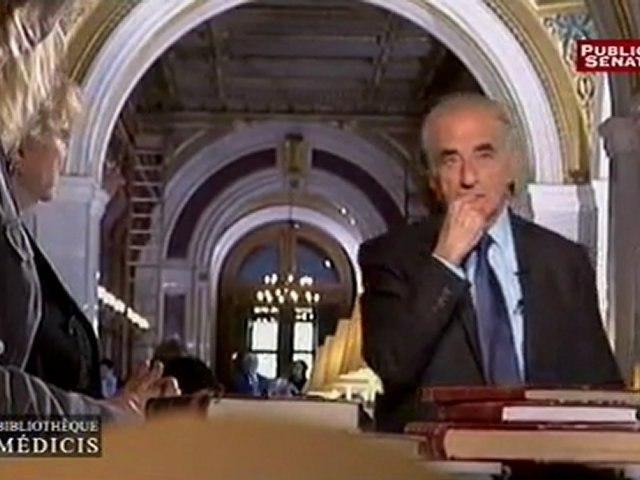 Eva Joly sur Public Sénat l'oligarchie avec Elkabbach
