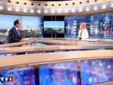 François Hollande invité du journal de 20 heures de TF1