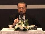 Adnan Oktar'ın İsrail Heyetiyle birlikte basın toplantısı (12 Mayıs 2011)