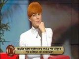 """TV3 - Divendres - Bimba Bosé, ara actriu a """"El cónsul de Sodoma"""""""