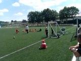 Entrainement Stade de Reims avec Igoal