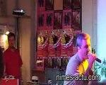 """Les """" RICOUNES """" en FERIA de Nîmes !  .. Souvenirs de la Féria de Pentecôte à Nîmes ( 2005 ) Extraits Musicaux"""