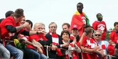 Lille Champion de France : LOSC, Les joueurs vous remercient
