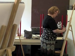 Cours de dessin : Stage corps humain 2011