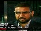 Hamas rechaza discurso de Obama en lobby israelí