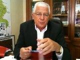 Alain Cousin présente son bilan de mandat (2007-2011)