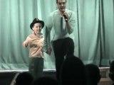 """extrait du spectacle au Patis : le 13 mai 2011  """"les talents de robin ! """" Karim M'Ribah"""