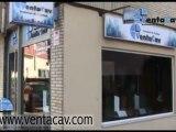 Venta de ventanas de aluminio y PVC Cantabria. Ventanas