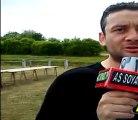 Match pour la montée en D2 opposant l'Elan Charentais à Soyaux