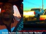 Bullies ★DSVD★ David Spates video diary # 29
