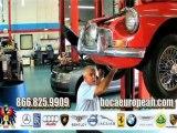 Mercedes Auto Repair, Foreign Auto Repair, World Class Auto