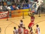 Basket N1M : Pas de Final Four pour Challans