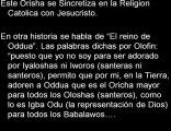 Santeria Orisha Odduduwa