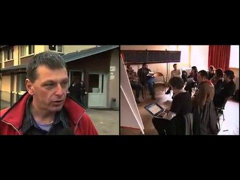 Oxalis - Témoignage d'entrepreneur-es - séminaire décisionnel 2011 en Limousin