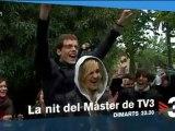 """TV3 - Dimarts, 23:30, a TV3 - Dos curts nous a """"La nit del màster de TV3"""""""