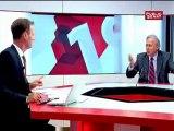 """Affaire Clearstream : """"Je pense à d'abord à l'homme"""" déclare Georges Tron à propos de Villepin"""