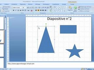 Dessiner dans Microsoft Powerpoint