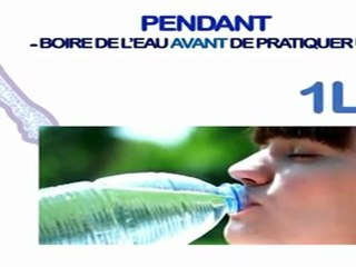 Flash Info Spécial Hydratation
