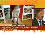 TV3 - Els matins - La Marató 2010, contra les lesions medul·lars i cerebrals adquirides