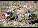 Trekking in morocco - Trekking & Walking Holiday in Morocco - Trekking-Toubkal - Sahara Trek