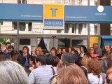 Los inspectores del FMI y la UE en Atenas