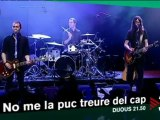 """TV3 - Dijous, 21.5o, a TV3 - """"Corren"""", de Gossos, a """"No me la puc treure del cap"""""""