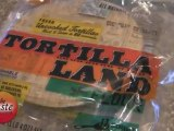 Tortilla Land Fresh Flour Tortilla Recipe