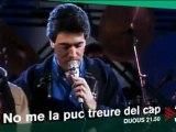 TV3 - Dijous, 21.50, a TV3 -  La dansa del sabre , a  No me la puc treure del cap
