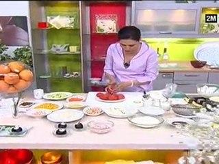 Choumicha - recette pour maigrir salade de betterave