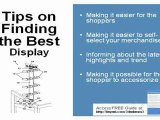 Merchandising Displays - A Merchandising Display Guide