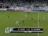 Champions Asia, Al Sadd 1-0 Al Shabab