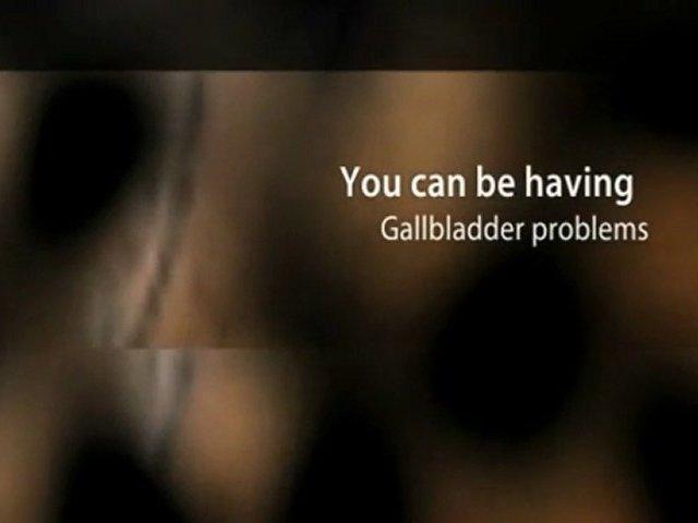 Gall Bladder Symptoms