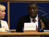 "BA PATROTES YA KONGO ""BPK"" HUMILIE L'AMBASSADEUR DE RDC  HENRI MOVA AU PARLEMENT EUROPEEN A BRUXELLES"