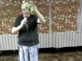 Because I Got High (Explicit) Performed by SUPER MARIO &  COFFEE NUT SUE   Myspace Karaoke