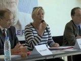 25-05-11 - Conférence de presse de Marine Le Pen - Bilan d'un an d'action du groupe Front national - Rassemblement pour le Nord-Pas de Calais
