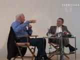 Artists Talk with Richard Serra at Fondation Beyeler
