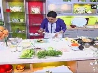 Recette Pour Maigrir Salade Avocat Salade Pomme