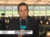 """G8 : """" Mouammar Kadhafi doit quitter le pouvoir """""""