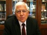 FMI : Alain Cousin se félicite de la candidature de Christine Lagarde