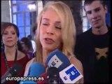 Belén Rueda asiste a los premios Max de Teatro