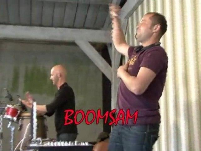 """BoomSam aux """"Petites Lessives"""" 2011"""