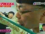 イジリー岡田、女子プロレスラーの楽屋を探訪