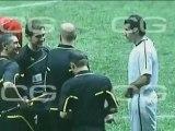 Iker Casillas y Figo lideran dos equipos