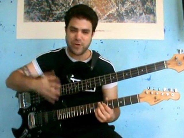 Guitar Lesson: 16th-Note Funk