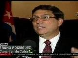 Cuba repudia sanciones de EE.UU. contra Venezuela