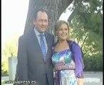 Belén Esteban y Fran, convertidos en marido y mujer