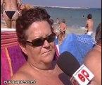 Masajes en las playas españolas