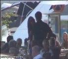 Gary Dourdan pasa sus vacaciones en Ibiza