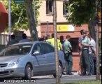 Ataque terrorista a la Casa Cuartel de Burgos