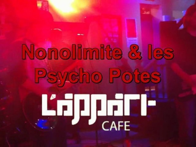 [N&PP] en électrique @ Appart café